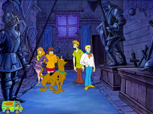 Scooby-Doo!: Phantom of the Knight 16