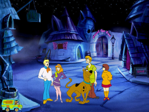 Scooby-Doo!: Phantom of the Knight 7