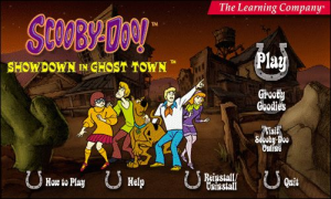 Scooby-Doo!: Show Down in Ghost Town 0