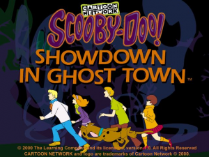 Scooby-Doo!: Show Down in Ghost Town 5