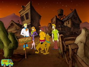 Scooby-Doo!: Show Down in Ghost Town 7