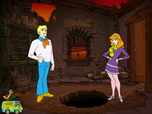 Scooby-Doo!: Show Down in Ghost Town 8