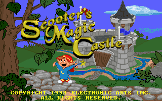 Scooter s Magic Castle - GameSpot