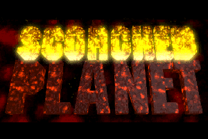 Scorched Planet 3