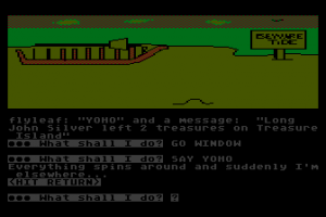 Scott Adams' Graphic Adventure #2: Pirate Adventure abandonware