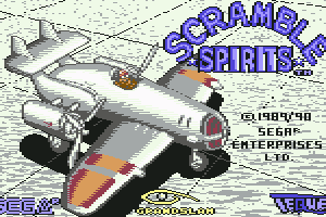 Scramble Spirits 0