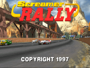 Screamer Rally 0