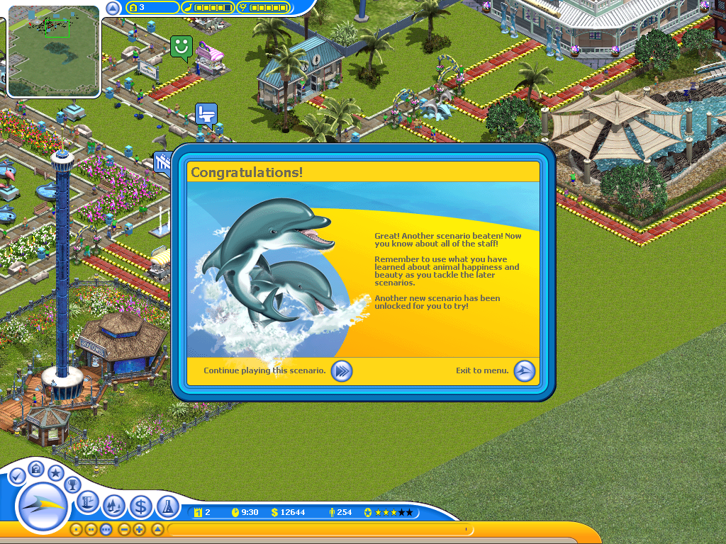 Download SeaWorld Adventure Parks Tycoon (Windows) - My