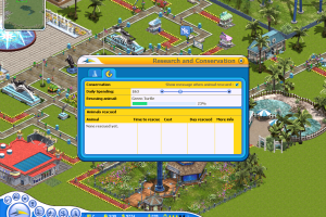 SeaWorld Adventure Parks Tycoon abandonware
