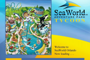 SeaWorld Adventure Parks Tycoon 3