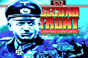 Second Front: Germany Turns East 0