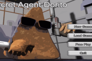 Secret Agent Dorito 0