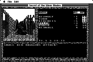 Secret of the Silver Blades 9