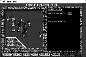 Secret of the Silver Blades 7