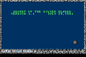 Secret of the Silver Blades 5