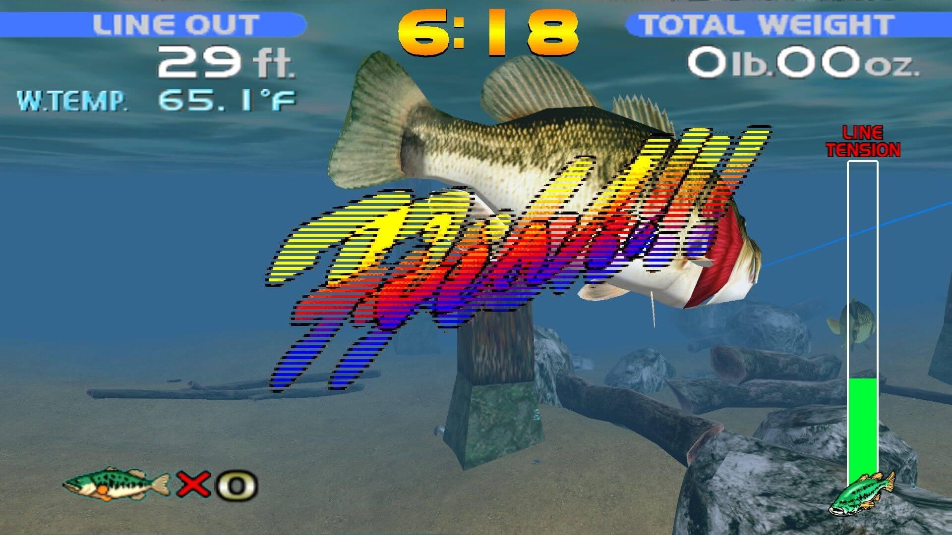 sega bass fishing pc free download