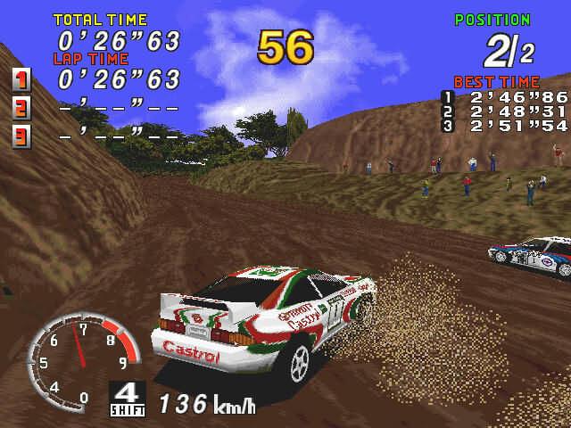 Sega Rally Championship 3