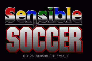 Sensible Soccer: European Champions - 92/93 Edition 0