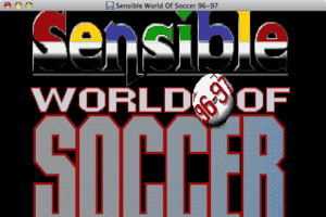 Sensible World of Soccer '96/'97 abandonware