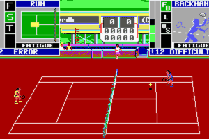 Serve & Volley abandonware