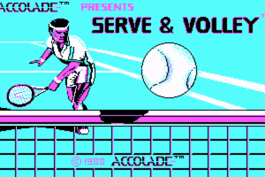 Serve & Volley 5