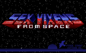 Sex Vixens from Space 0