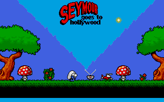 Seymour Goes to Hollywood 0