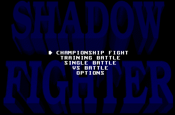 Shadow Fighter 3