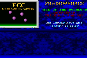 ShadowForce 0