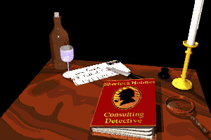 Sherlock Holmes: Consulting Detective 1