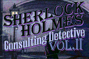 Sherlock Holmes Consulting Detective: Volume II 0