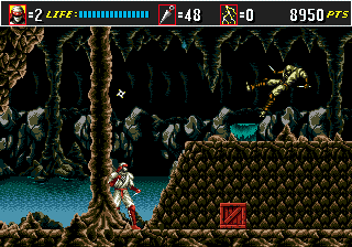 Shinobi III: Return of the Ninja Master 1