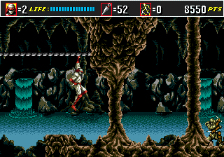 Shinobi III: Return of the Ninja Master 4