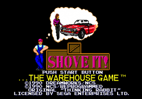Shove It! The Warehouse Game 1