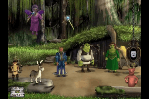 Shrek 2: Activity Center 4