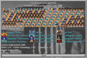 Sid Meier's Civilization II 6