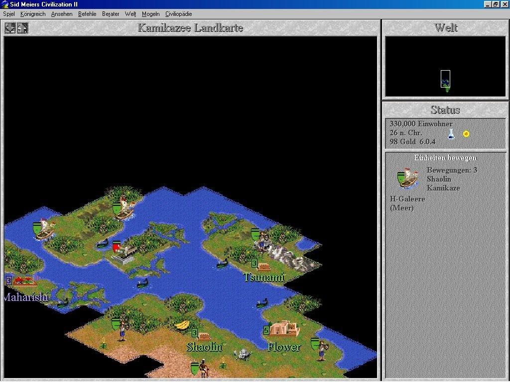 Download Sid Meier s Civilization II (Windows)