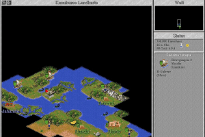 Sid Meier's Civilization II Scenarios: Conflicts in Civilization abandonware