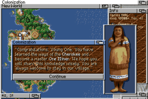 Sid Meier's Colonization 11