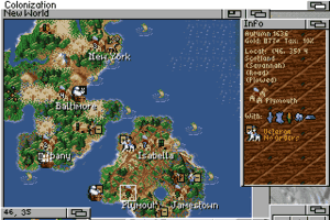 Sid Meier's Colonization 16