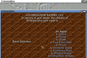 Sid Meier's Colonization 21