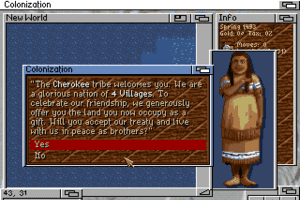Sid Meier's Colonization 5