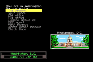 Sid Meier's Covert Action 11