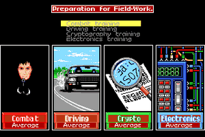 Sid Meier's Covert Action 3