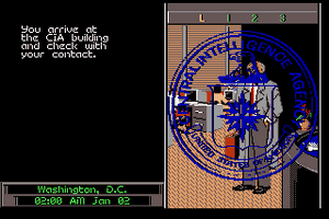 Sid Meier's Covert Action 7