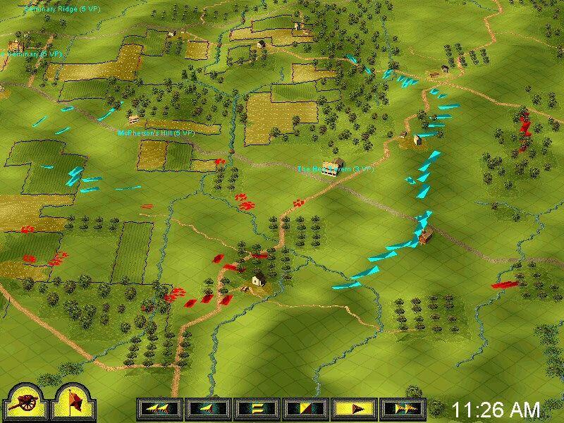 sid meiers gettysburg