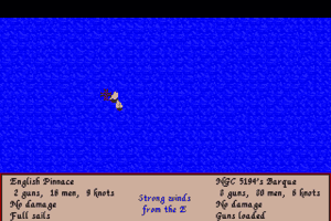 Sid Meier's Pirates! 18