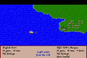 Sid Meier's Pirates! 26