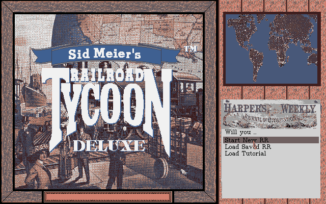 Railroad Tycoon (series)