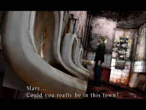 Silent Hill 2: Restless Dreams 0